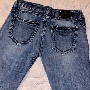 Miss Me Skinny Jeans 31